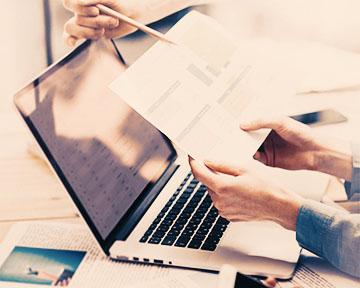 Diferenças Entre Papel, Planilha e Sistemas Online